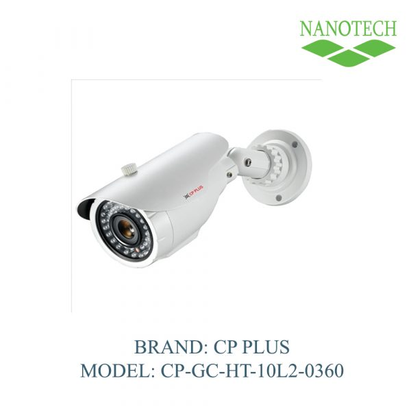 1 MP AHD CP PLUS BULLET TYPE CAMERA