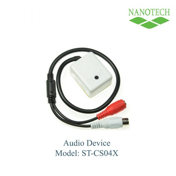 Audio Device Model ST_CS04X