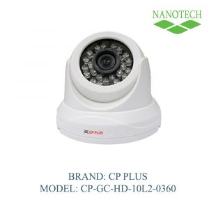 1 MP AHD CAMERA CP PLUS DOME