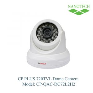 CP PLUS 720 TVL DOME Camera
