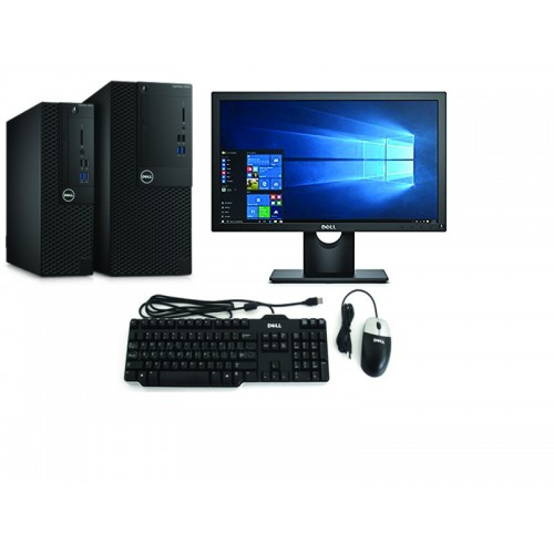 Dell Inspiron 3670 i3 8th Gen Mini Tower Brand PC – Nanotech